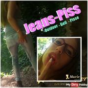 Outdoor Jeans-Pee