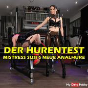 Mistress Susi and the new anal whore!
