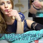 Cucki - My dripping foreign sperm pussy is waiting for you!