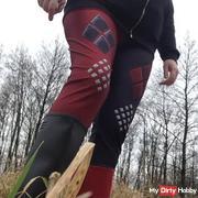 Arikajira  Wellies Fetish 1