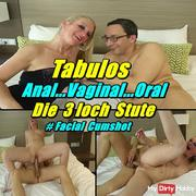 Uninhibited - Anal..Vaginal..Oral - The 3 Hole Mare