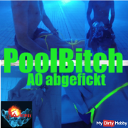 PoolBitch - AO Fucked
