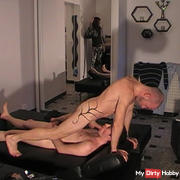 RAYAN a straight guy fuck me when his wife is absent