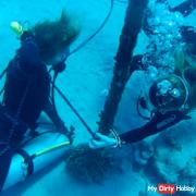 Underwater-Bondage