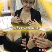 Grandma's fingernails