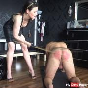 My new caning slave Part 3 Caningslave