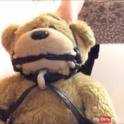 Bondage Bear Crush Fetish BBW