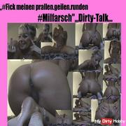 #Fick my horny, bounce, round # MILFARSCH- # Dirty Talk ..