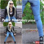 Public Marktplatz Pisse