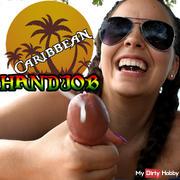 CARIBBEAN PUBLIC HANDJOB