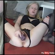 Heftige Orgasmus-Lust!