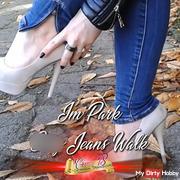 Herbsttage in Jeans und High Heels