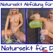 Pee bottling for users ...