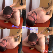 Look at me at massaging + Happy End :-)