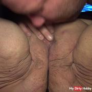 Pussy my fat sub