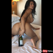 Heather Vahn Champagne Pussy