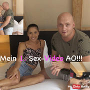 Mein 1. Sex-Video AO!!!!