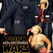 PORN WARS. Princess Lilli full of cum !!