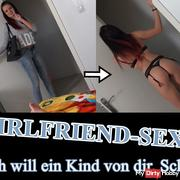 GIRLFRIEND-SEX !! I want a child of yours, darling