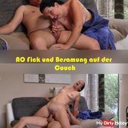 AO Fick und Besamung auf der Couch