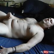 Relaxed and horny