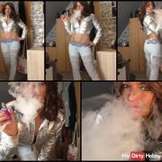 Nuttig with E-smoke
