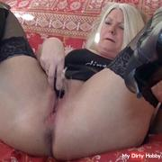 I inject my pussy juice in the mouth! 4 times squirter at the pussy edit!