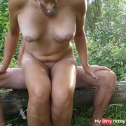 Nudist Adventures2: Again on Spannersee.Auf the pussy talk .....