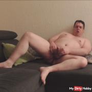 Pasci in ecstasy of masturbation