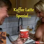 Kaffee Latte Spezial
