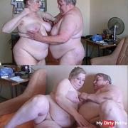 Fat flab massage