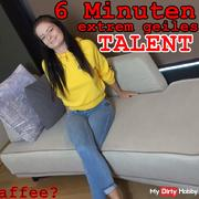 6 minutes EXTREMELY awesome TALENT, for a coffee