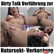 Dirty Talk seduction for pee tasting