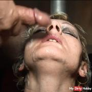 Group ascension with mouth insemination