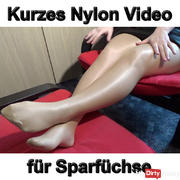 Short nylon video for savers