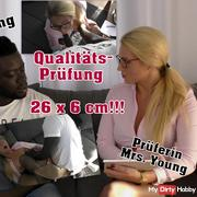Quality inspection! 26 x 6 cm !!!