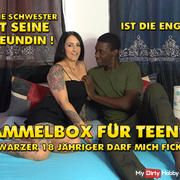 Rammelbox for teenagers! Black 18 year-old fucking me!