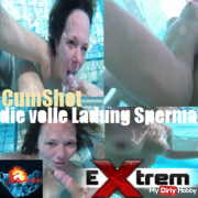 CumShot  – the full Load of Cum