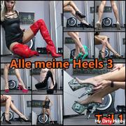 All my heels 3 - part1