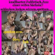 # Foot fetish knallharter- Dirtytalk ,,