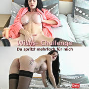 Wichs Challenge - You squirt several times for me
