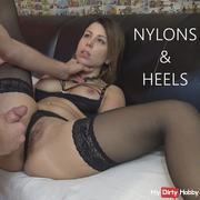 Nylons & Heels! RECORD SPRAY WARRANTY!