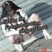 mitten im Fotoshooting abgepi**t