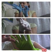 Your choice latex gloves
