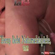 Teeny loves natural games, Vol.2