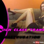 High Class Trans Mastrubation