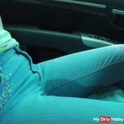 Wetting my Jeans and rental car driver`s seat