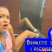 Masturbation in the elevator