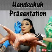 Glove presentation