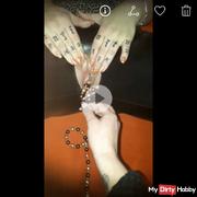 Lesbo sm party